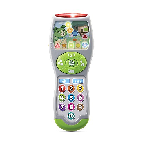 LeapFrog Scout's Learning Lights Remote (Best Remote Control Toy For 4 Year Old)