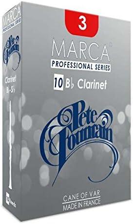 dureza 2, pack de 10 Leng/üeta para clarinete Marca PF220