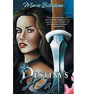 [ Destiny's War by Bilodeau, Marie ( Author ) Jan-2014 Paperback ]