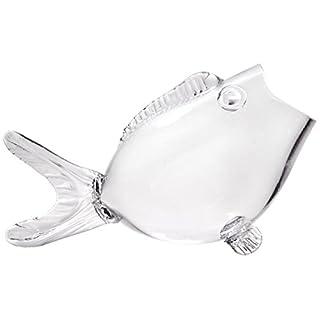 "Clear Fish Bowl - Clear Fish Shaped Bowl (15"" Medium) (B00H1WR3Y6) | Amazon price tracker / tracking, Amazon price history charts, Amazon price watches, Amazon price drop alerts"