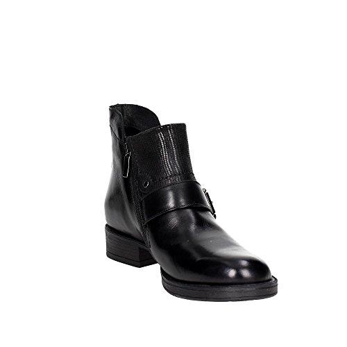 Women 2634 Ankle Boots PAF Pregunta Black 001 XqyAw5