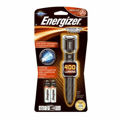 Eveready Battery EPMZH21E High-Intensity LED Flashlight - Quantity 4