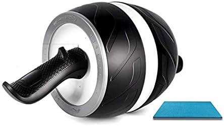 腹部の筋肉のトレーニングに適した家庭用エクササイズスポーツフィットネス機器屋内ローラー初心者ノンスリップ腹部ホイール腹筋