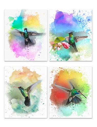 Hummingbird Wall Art, 8