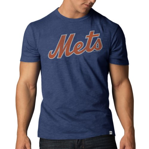 new york mets pullover men - 1