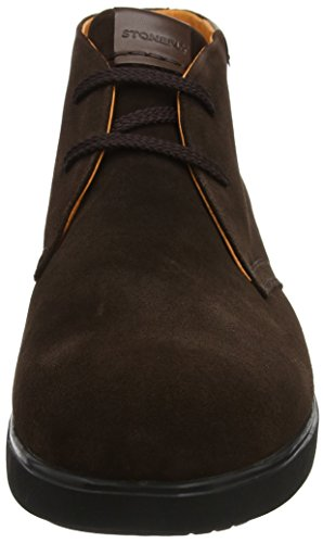 Town 6 Velour Ebano Desert Marrone Uomo Stivali Stonefly Boots gSqWRq
