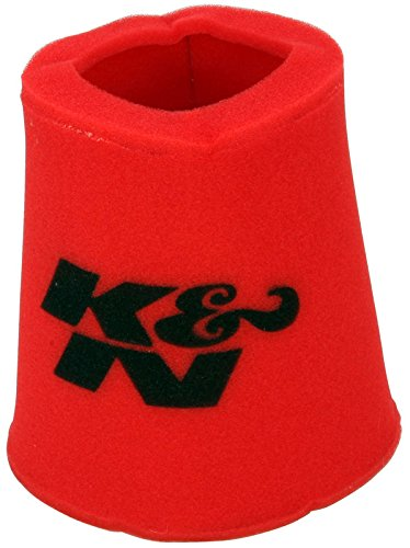 K&N 25-0810 Red Oiled Foam Precleaner Filter Wrap - For Your RE-0810 Round Filter K&N Engineering