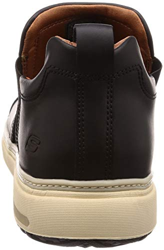 Folten Para Skechers Zapatillas black Hombre Negro Black orego 1Hqgwv