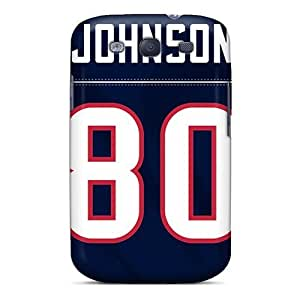 New Shockproof Protection Case Cover For Galaxy S3/ Houston Texans Case Cover