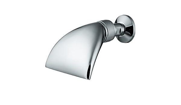alcachofa de ducha ducha con articulaci/ón esf/érica cabeza de ducha Ducha Vital de alcachofa de ducha 3//4/Conector