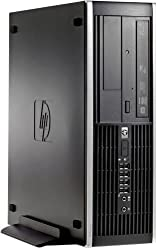 HP 6300 Pro Small Form Factor Business Desktop Computer, Intel Quad Core i5-3470 3.2GHz Processor , 8GB DDR3 RAM, 1TB HDD, DVD, USB 3.0, VGA, Windows 7 Professional (Certified Refurbished)