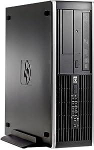 HP 6300 Pro Small Form Factor Business Desktop Computer, Intel Quad Core i5-3470 3.2GHz Processor , 8GB DDR3 RAM, 1TB HDD, DVD, USB 3.0, VGA, Windows 7 Professional (Certified Refurbished)
