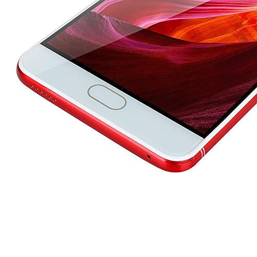 Mbtaua-Phone 5.5'' Ultrathin Smartphone Android 6.0 Octa-Core & 512MB+4G GSM WiFi Dual Unlocked Smartphone Red