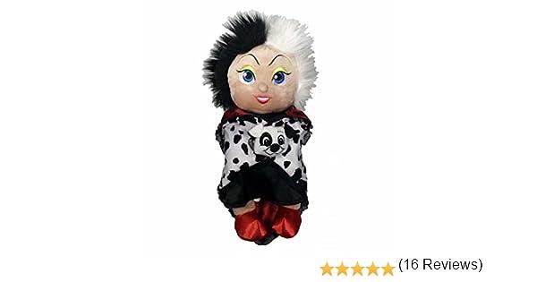 Disney Park Baby Cruella De Vil in a Blanket 10 inch Plush Doll ...