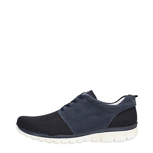 zapatillas de deporte 56911/00 IGI & CO seres humanos según Blu scuro