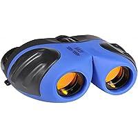 BITy Shock Proof 8x21 Kids Binoculars Set with High Resolution Real Optics