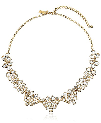 kate spade new york Clear/Gold Necklace
