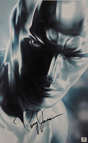- Doug Jones Signed Autographed 11x17 Photograph Silver Surfer GA COA 132