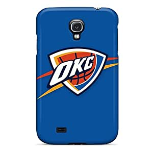 OTcase Design High Quality Nba Oklahoma City Thunder 1 Cover Case With Excellent Style For Galaxy S4