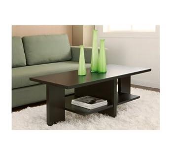 Amazon.com: Classic mesa de centro mesa de 47-inch salón ...
