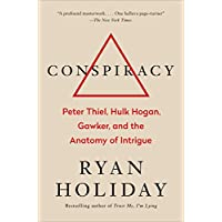 Conspiracy: Peter Thiel, Hulk Hogan, Gawker Kindle Edition Deals
