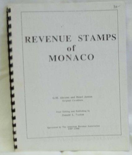 Revenue Stamps of Monaco