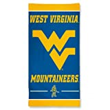 NCAA West Virginia Mountaineers 30'' x 60''Beach Towel
