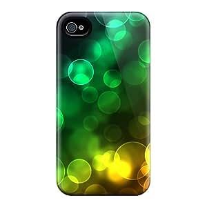 Waterdrop Snap-on Bokeh Superhero Case For Iphone 4/4s
