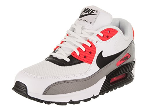 Air Max Solar Dust Black NIKE 90 Femme Red WMNS White Baskets a55qO4wB