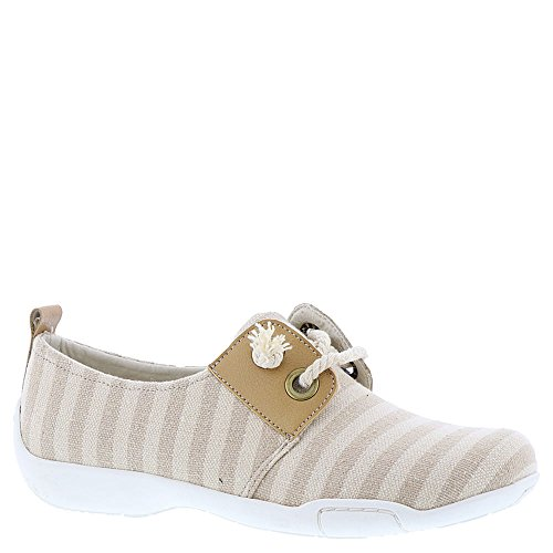 Ros Hommerson Calypso 62047 Women's Casual Shoe: Sand 8 X-Narrow (4A) Lace Up