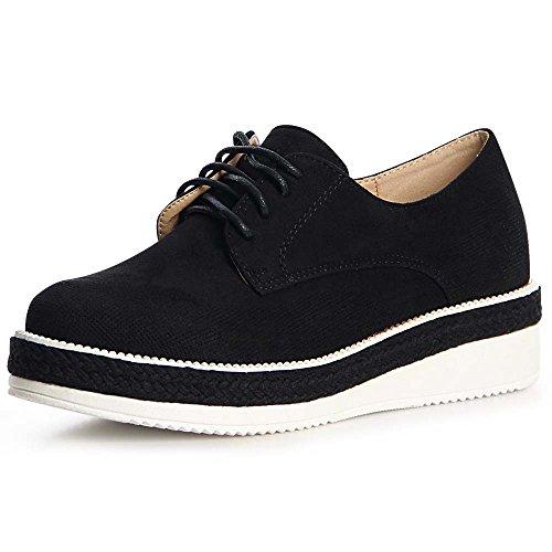 Topschuhe24 Femmes Femmes Topschuhe24 Noir Chaussures Noir Topschuhe24 Chaussures Mocassins Mocassins rxqBwrtROY