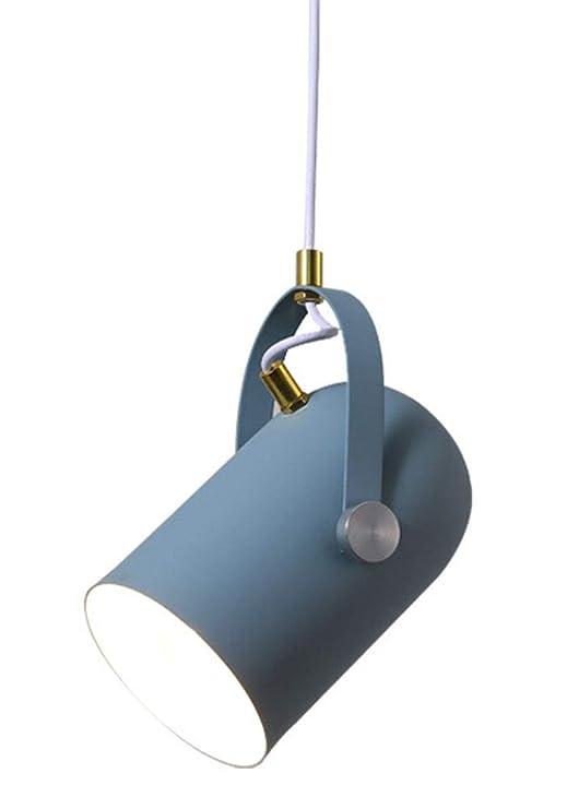 WVUSGDTT Lámpara Colgante Giratorio Mini proyector del Techo de ...
