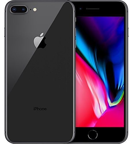 Apple iPhone 8 Plus, Verizon, 64GB - Space Gray (Renewed) by Apple