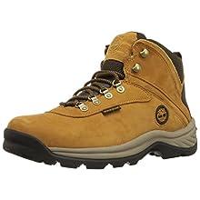 Timberland Men's Whiteledge Hiker Boot,Wheat,8 M US