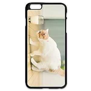 Favorable Cute Cat Pc Case For IPhone 6 Plus