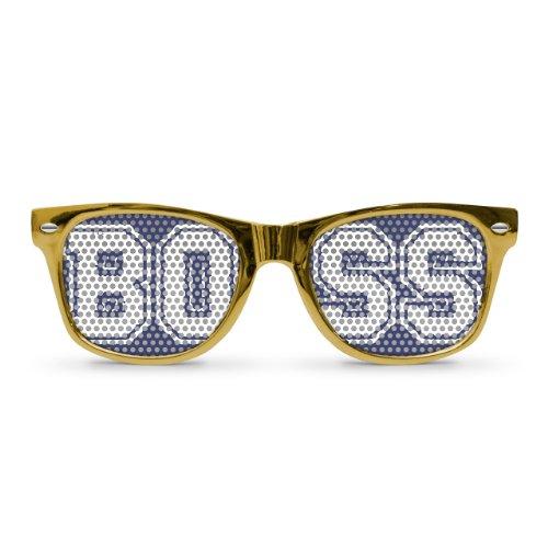 BOSS Gold Retro Party - For Men Boss Sunglasses