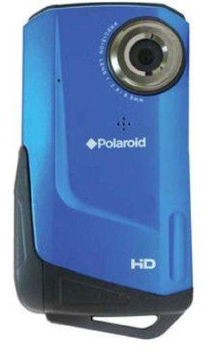 Polaroid Video Camera Waterproof - Blue (ID642-BLU)