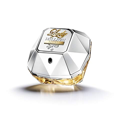 Lady Million Lucky by Paco Rabanne Eau de Parfum Spray 2.7 Ounce