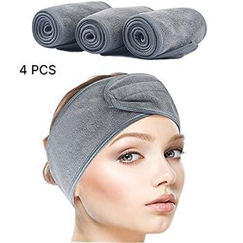 7WUNDERBAR Cosmetic Spa Diadema Hairband Diademas Accesorios ...