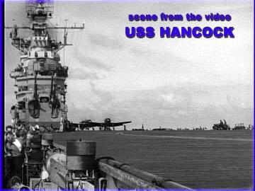USS Hancock CV-19 Story