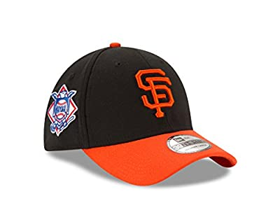 MLB San Francisco Giants 2T Patched 39Thirty Stretch Fit Cap
