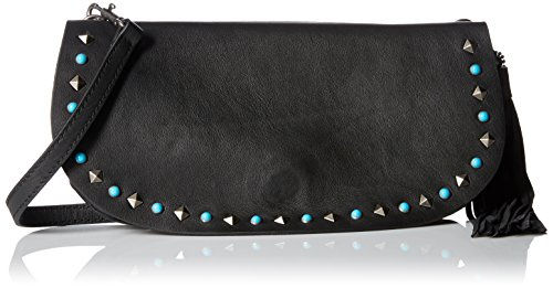 Lucky Zoe Clutch, Black by Lucky Brand