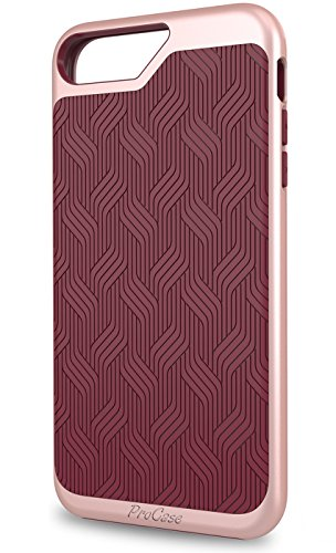 iPhone ProCase Protective 5 5 Inch Burgundy