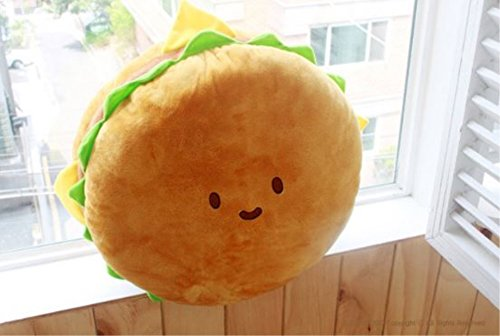 Hamburger Pillow | Food Plush 4