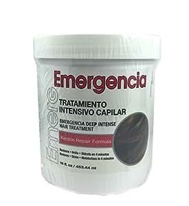 Toque Magico Emergencia Deep Intensive Treatment 16oz [Health and Beauty]
