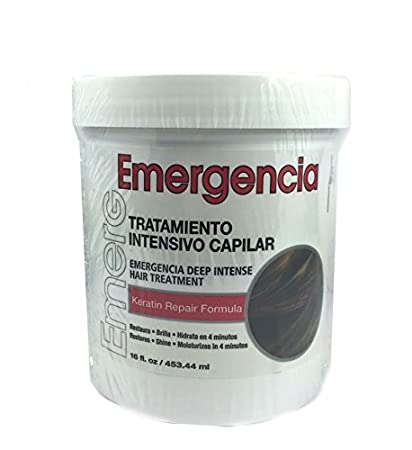 Toque Magico Emergencia Deep Intensive Treatment 16oz [Health and Beauty]