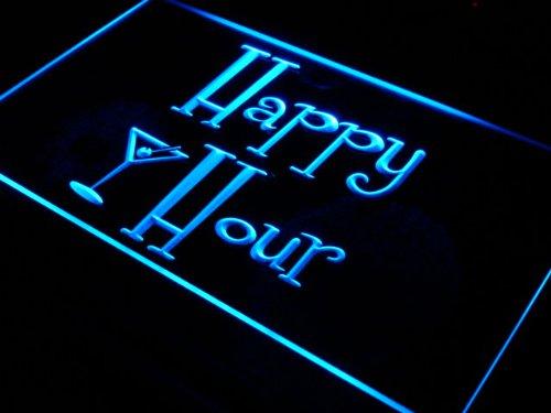 Cartel Luminoso ADV PRO i558-b Happy Hours Bar Pub OPEN Beer ...