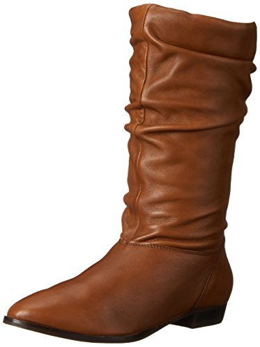 768f094bc84 Dune London Women's Relissa Boot, Tan Leather, 8 M US - Import It All