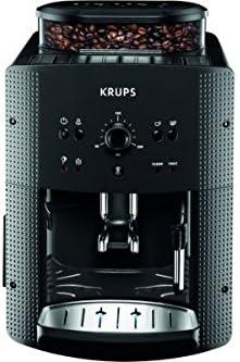 Krups EA 810B Independiente Totalmente automática Máquina espresso ...