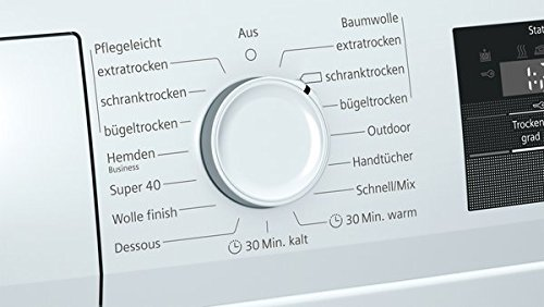 Siemens wt h wärmepumpentrockner a autodry amazon